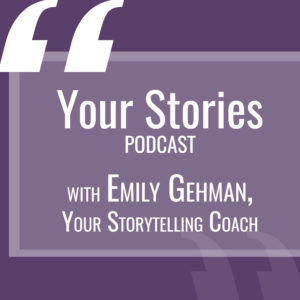 Your Stories Podcast cover image